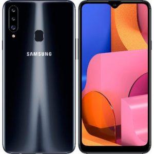 مواصفات هاتف Galaxy A20s