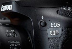 EOS 80D DSLR افضل كميرات كانون الاحترافية