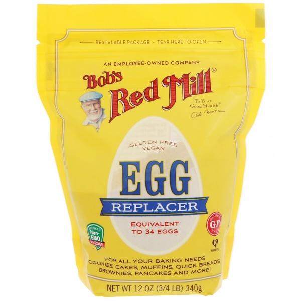 Bob Red Mill بديل البيض ولعبة القط التفاعلية