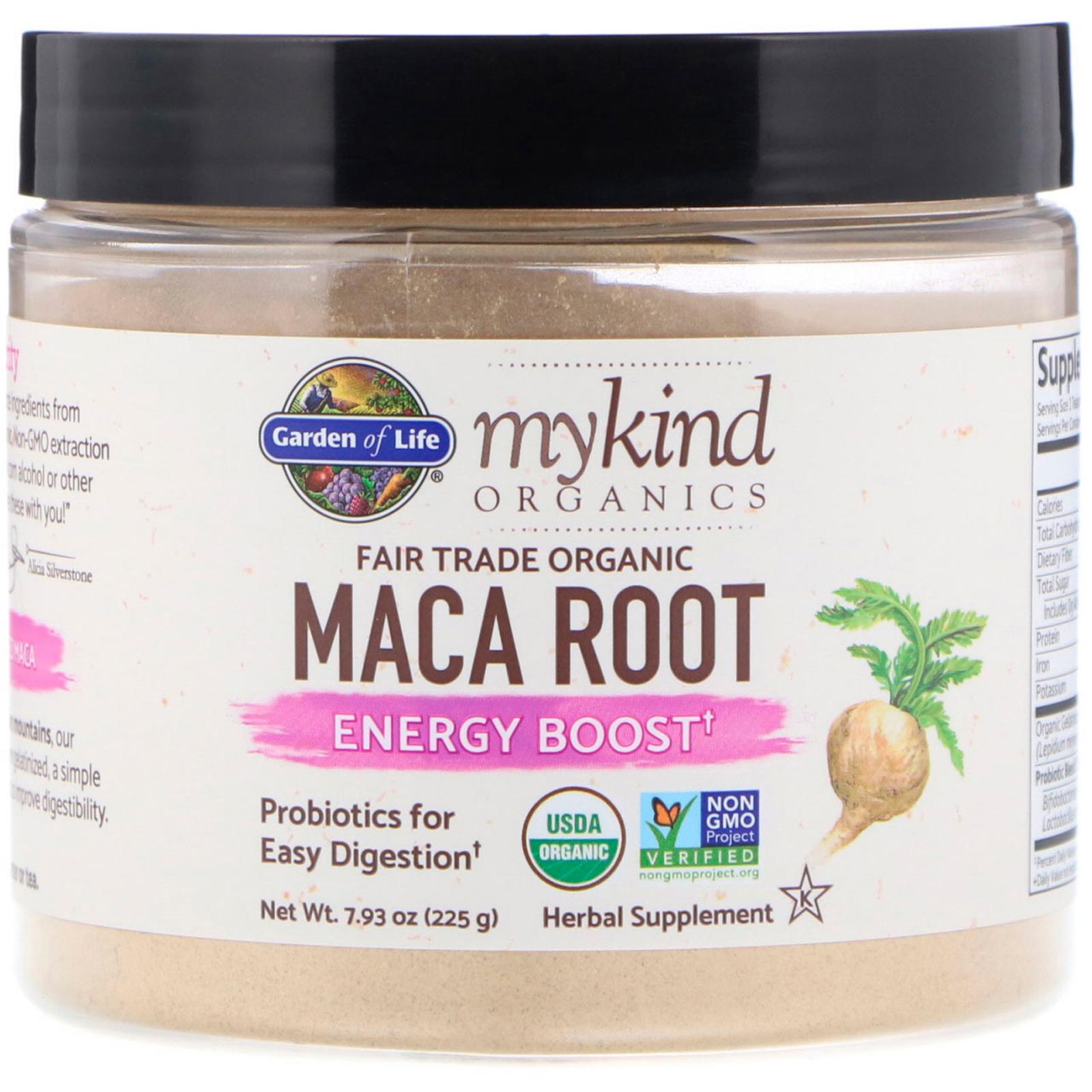 جذر الماكا و gelatinized peruvian maca root
