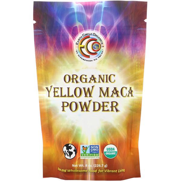 مكونات maca powder
