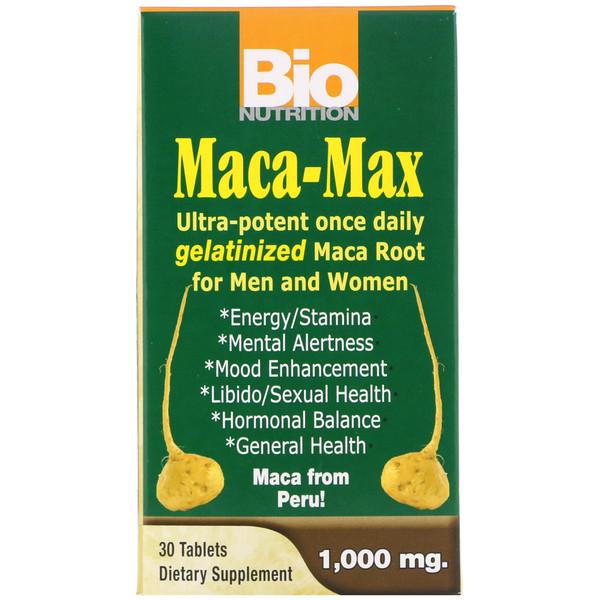maca gelatin و maca max