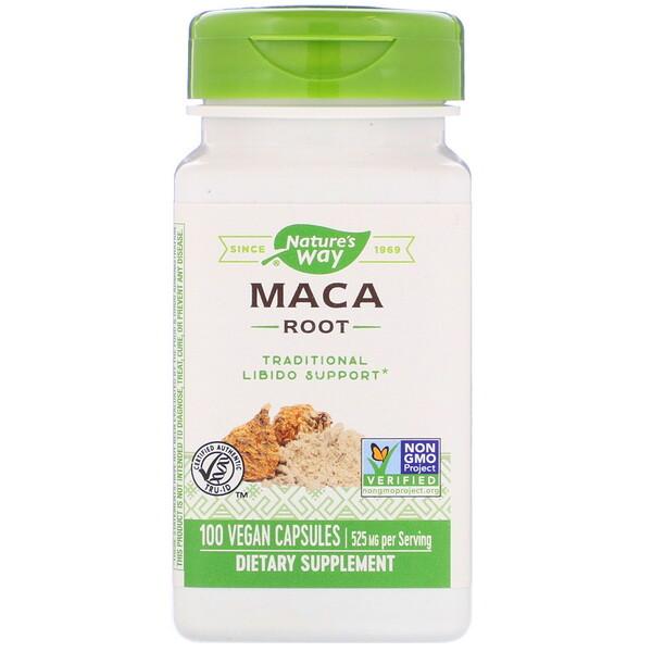 maca root nature's way و maca natrol