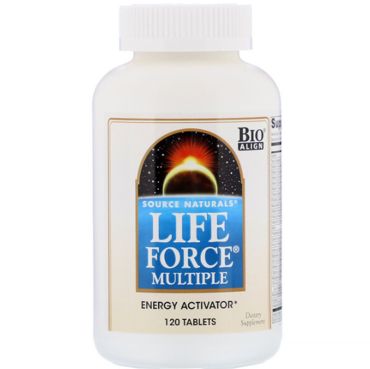 Source Naturals Life Force Multi 120