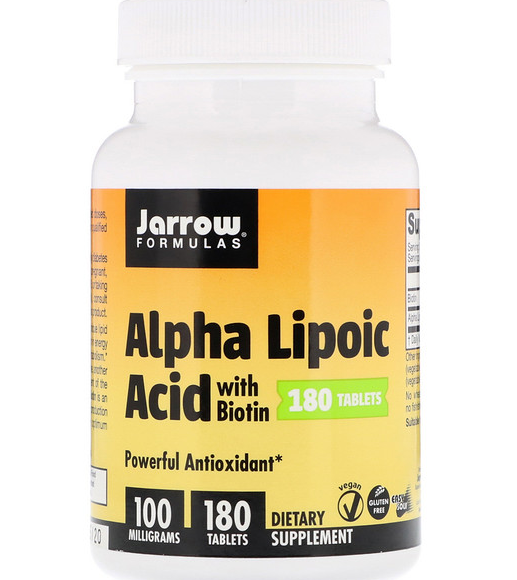 alpha lipoic acid with biotin
